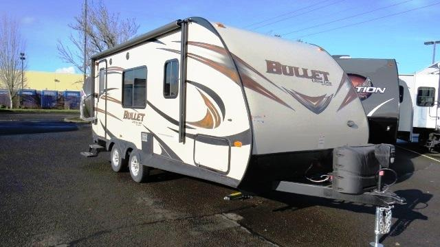 New 2015 Keystone Bullet 204RBSWE Travel Trailer For Sale