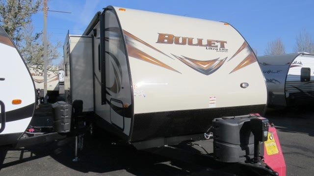 New 2015 Keystone Bullet 220RBIWE Travel Trailer For Sale
