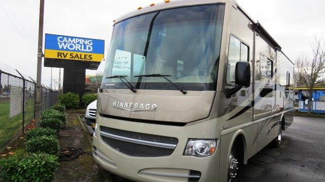 Buy a New Winnebago Sightseer in Hillsboro, OR.