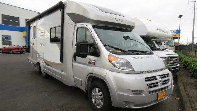Buy a Used Winnebago TREND in Hillsboro, OR.