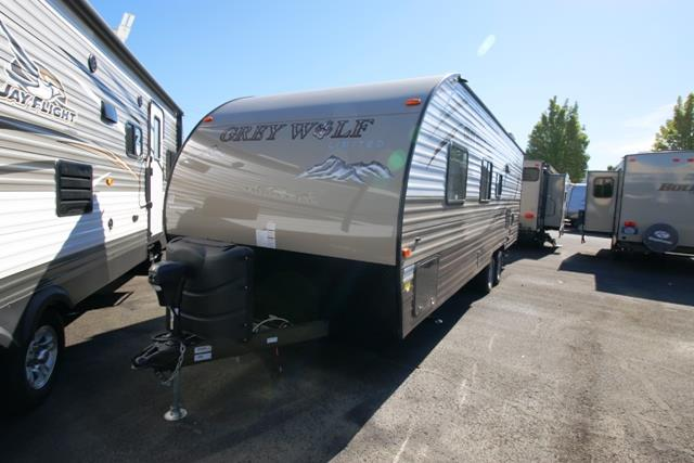 2016 Travel Trailer Forest River Grey Wolf