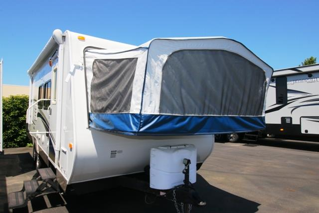 Used 2010 Jayco Jayfeather 23J Travel Trailer For Sale