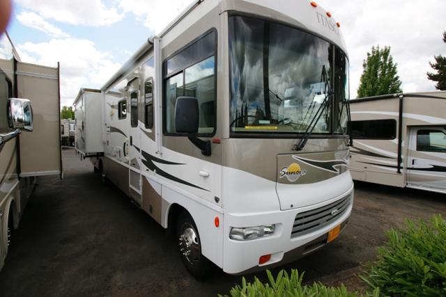 Used 2007 Itasca Sunova 35J Class A - Gas For Sale