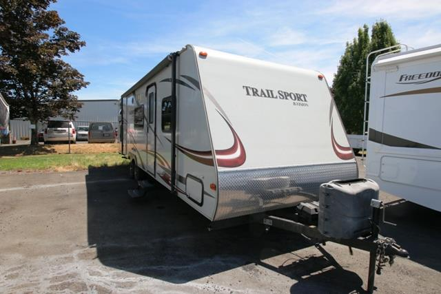 Used 2012 R-Vision Trailsport TS 29BHSS Travel Trailer For Sale