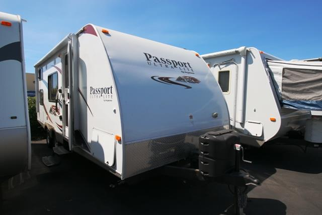 Used 2011 Keystone Passport 238 Travel Trailer For Sale