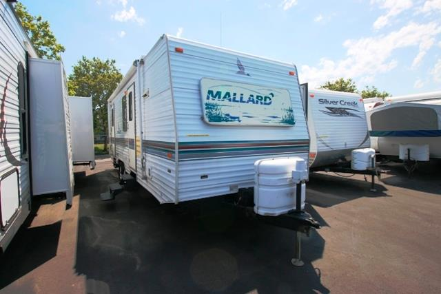 Used 1998 Fleetwood Mallard 29F Travel Trailer For Sale