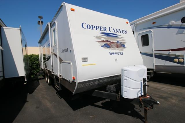Used 2006 Keystone Sprinter 256RKS Travel Trailer For Sale