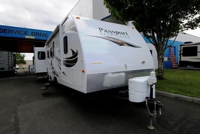 Used 2012 Keystone Passport 2180RE Travel Trailer For Sale
