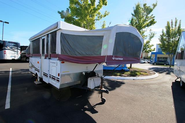 Used 2006 Fleetwood Niagra 4033 Pop Up For Sale