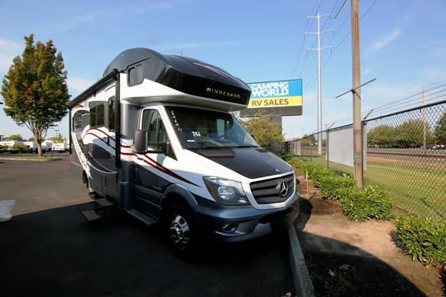 New 2016 Winnebago View 24J Class C For Sale