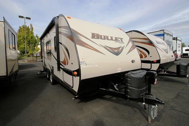 New 2016 Keystone Bullet 204RBSWE Travel Trailer For Sale