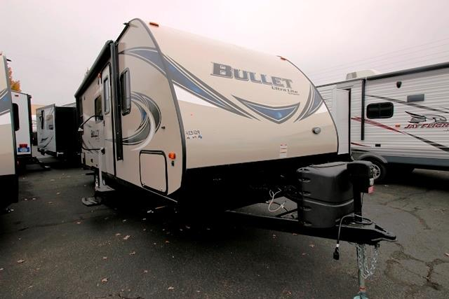 New 2016 Keystone Bullet 210RUDWE Travel Trailer For Sale