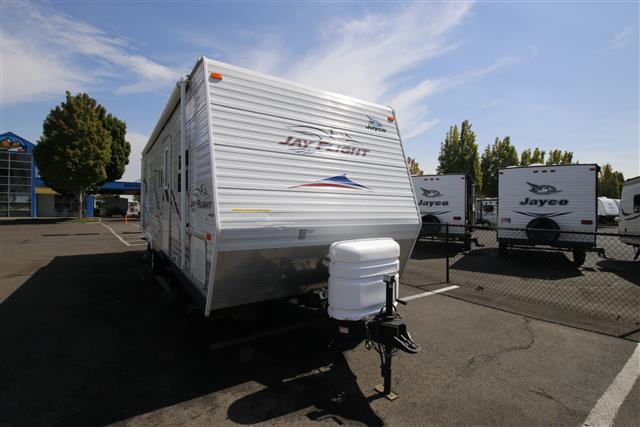 Used 2007 Jayco Jay Flight 31BHS Travel Trailer For Sale