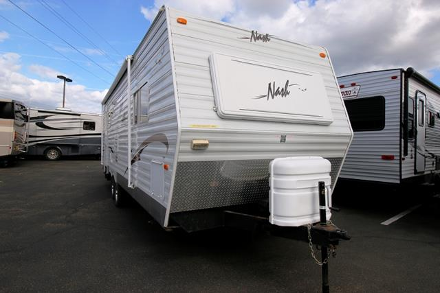 Used 2007 Nash Nash 27T Travel Trailer For Sale