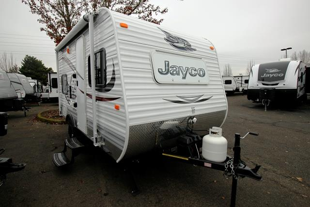 Used 2015 Jayco Jay Flight 154BH Travel Trailer For Sale