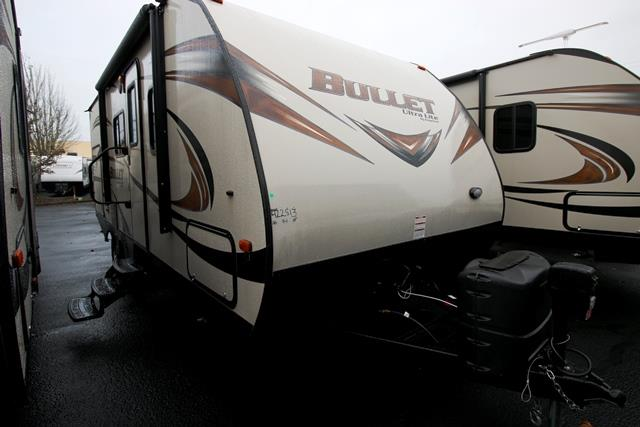 New 2016 Keystone Bullet 212RBSWE Travel Trailer For Sale