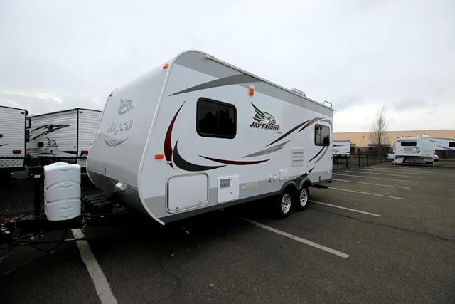 Used 2014 Jayco Jay Flight 19RD Travel Trailer For Sale