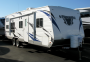 New 2013 Forest River Sandstorm 263SLR Travel Trailer Toyhauler For Sale