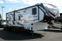 New 2013 Keystone Fuzion 310 Fifth Wheel Toyhauler For Sale