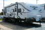 New 2013 Keystone Fuzion 300 Travel Trailer Toyhauler For Sale