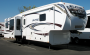 New 2013 Keystone Alpine 3555RL Fifth Wheel For Sale