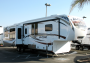 New 2013 Keystone Alpine 3450RL Fifth Wheel For Sale