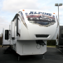 New 2013 Keystone Alpine 3720FB Fifth Wheel For Sale