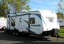 New 2013 Forest River Sandstorm 233SLC Travel Trailer Toyhauler For Sale