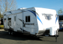 New 2013 Forest River Sandstorm 243SLC Travel Trailer Toyhauler For Sale