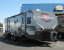 New 2014 Crossroads ELEVATION 2810 Travel Trailer Toyhauler For Sale