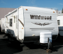 Used 2012 Forest River Wildwood 21FBS Travel Trailer For Sale