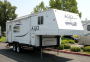 Used 2007 Skyline Aljo 245LF Fifth Wheel For Sale