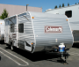 New 2014 Coleman Coleman CTS16QB Travel Trailer For Sale