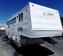 Used 2005 Skyline Layton 2705 Fifth Wheel For Sale