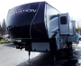 New 2014 Crossroads ELEVATION 3810 Fifth Wheel Toyhauler For Sale
