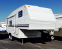 Used 1998 Skyline Layton 24 Fifth Wheel For Sale