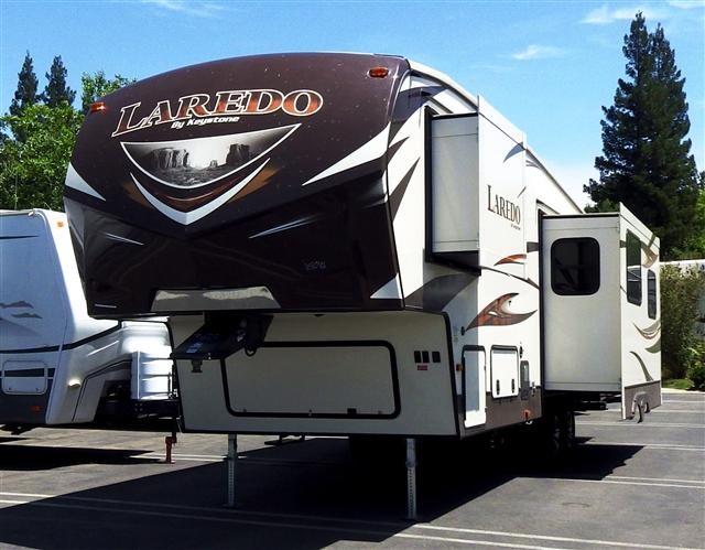 2014 Fifth Wheel Keystone Laredo