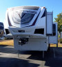 Used 2013 Dutchmen VOLTAGE 3950 Fifth Wheel Toyhauler For Sale