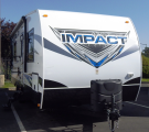 New 2015 Keystone IMPACT 260 Travel Trailer Toyhauler For Sale
