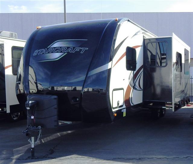 New 2015 Starcraft Travel Star 285FB Travel Trailer For Sale