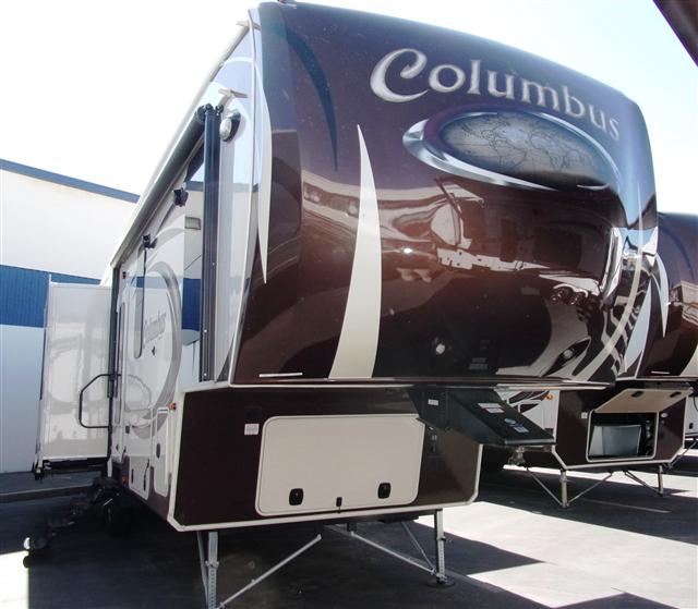 New 2015 Forest River Columbus 295RL Fifth Wheel For Sale