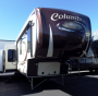 New 2015 Forest River Columbus 320RS Fifth Wheel For Sale