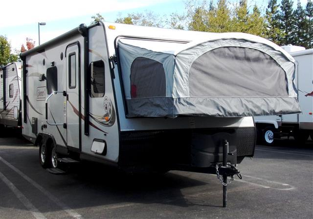 New 2015 Coleman Coleman CTE236 Hybrid Travel Trailer For Sale