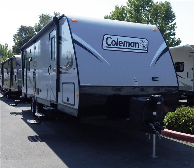 New 2015 Coleman Coleman CTU260RL Travel Trailer For Sale