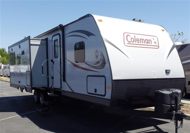 New 2015 Coleman Coleman CTU297RE Travel Trailer For Sale