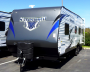 New 2015 Forest River Sandstorm 250SLC Travel Trailer Toyhauler For Sale