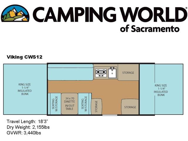 Camping World Kaysville >> Viking For Sale - New & Used Pop Up Campers For Sale, Folding Pop Up Trailers For Sale - Camping ...