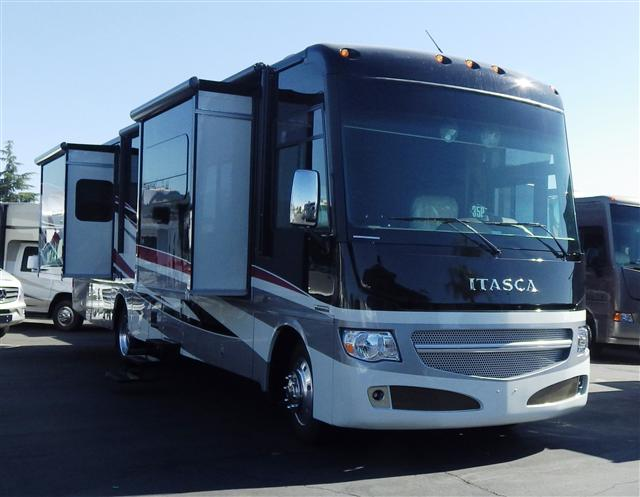 New 2015 Itasca Suncruiser 35P Class A - Gas For Sale