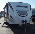 New 2015 Keystone Sprinter 266RBS Travel Trailer For Sale