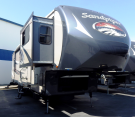 New 2015 Forest River Sandpiper 366FL Fifth Wheel For Sale